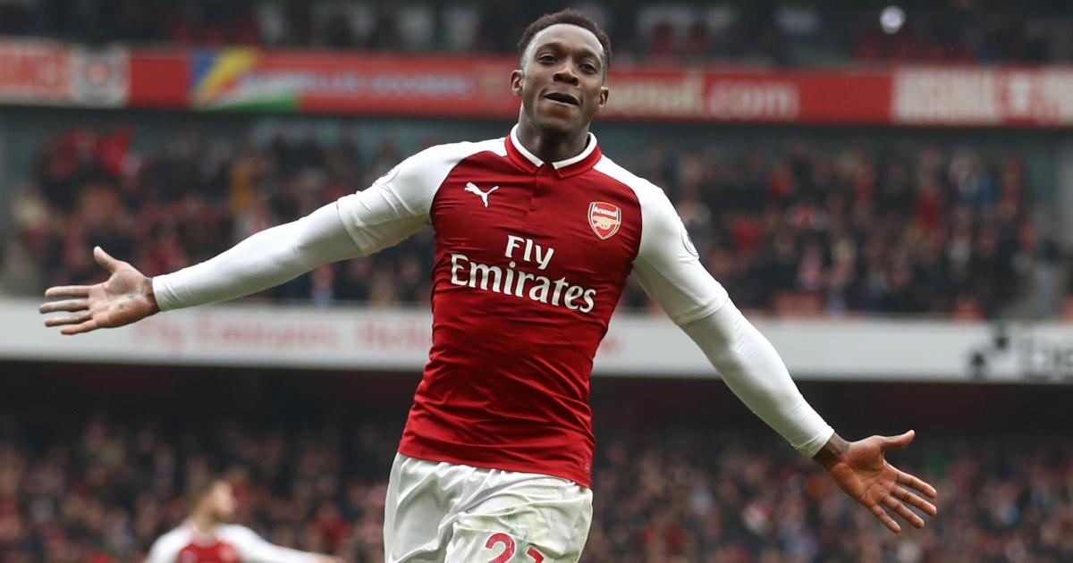 Danny Welbeck Arsenal.