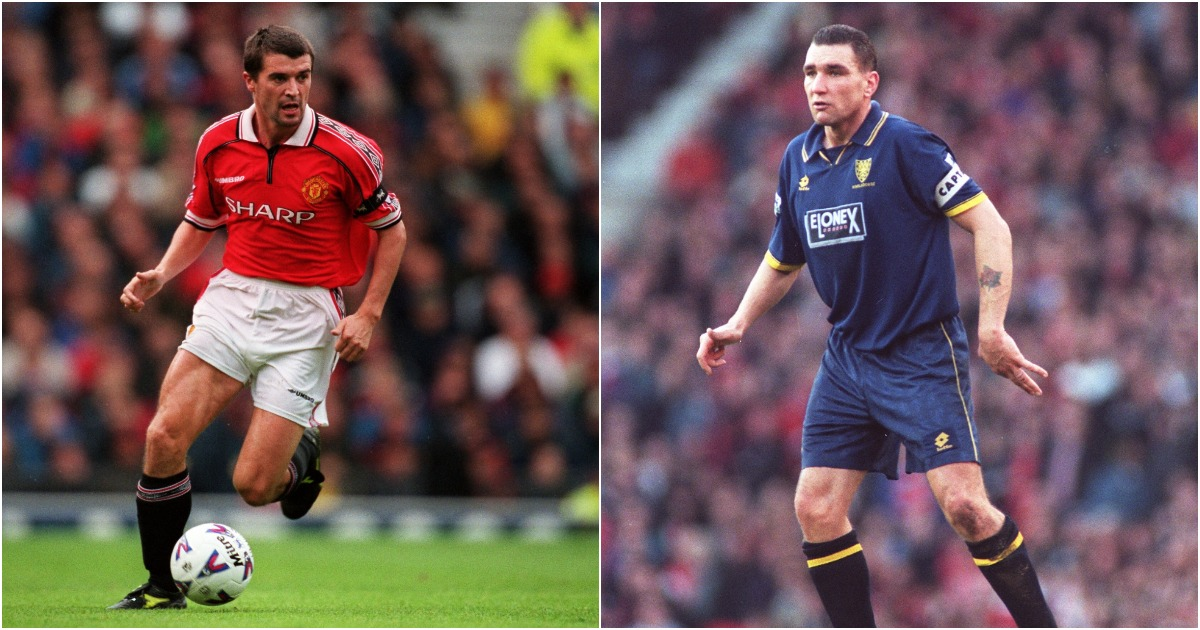 Sorry Vieira, Roy Keane vs Vinnie Jones was the ultimate clash of the titans - Planet Football
