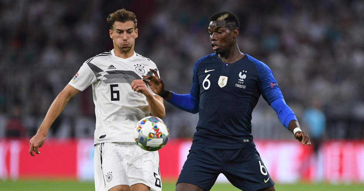 Replacement identified? Comparing Paul Pogba and Leon Goretzka's stats - Planet Football