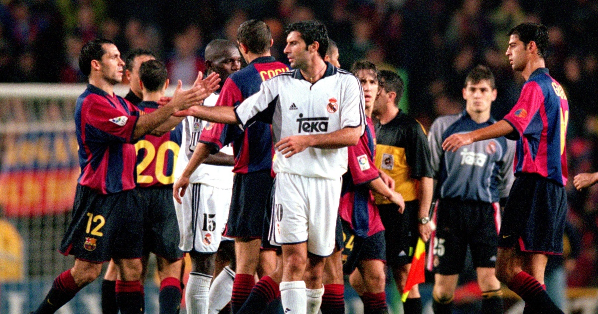 Can you name every player to play for Real Madrid and Barcelona since 1990? - Planet Football