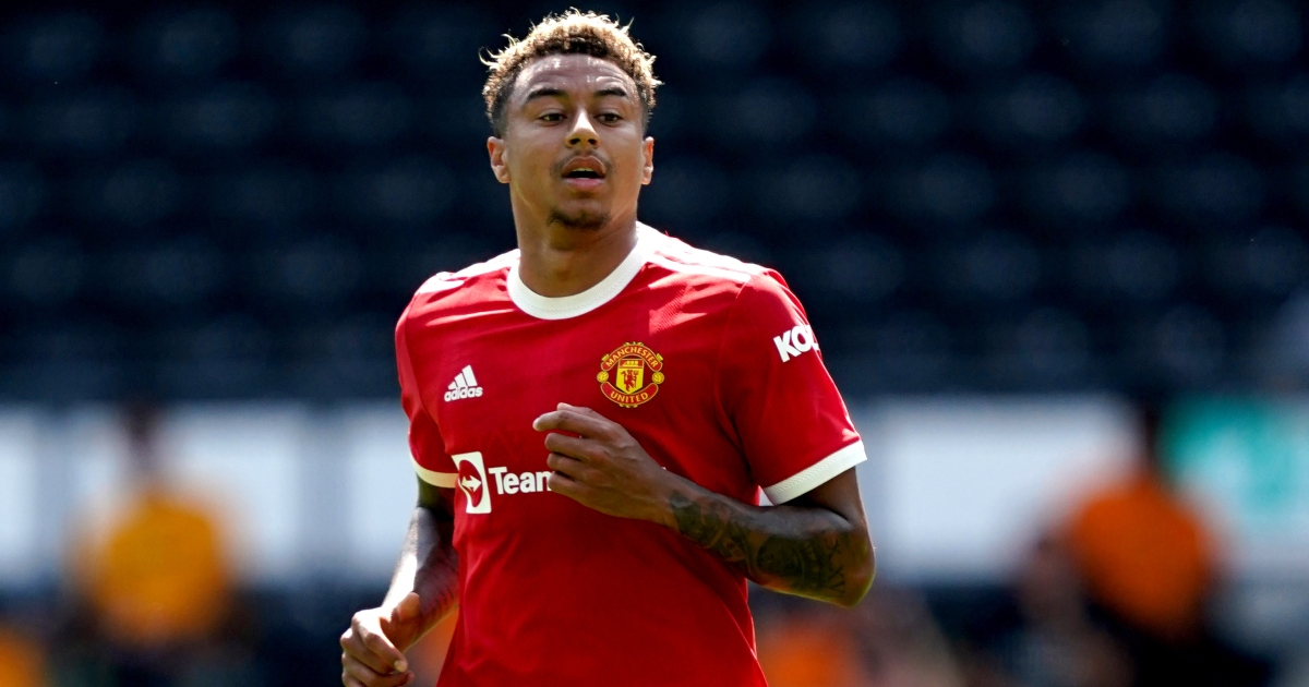 Watch: Lingard scores for Man Utd amid speculation about his future