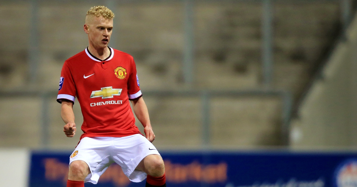 The story of James Weir and his 60 second Manchester United career - Planet Football