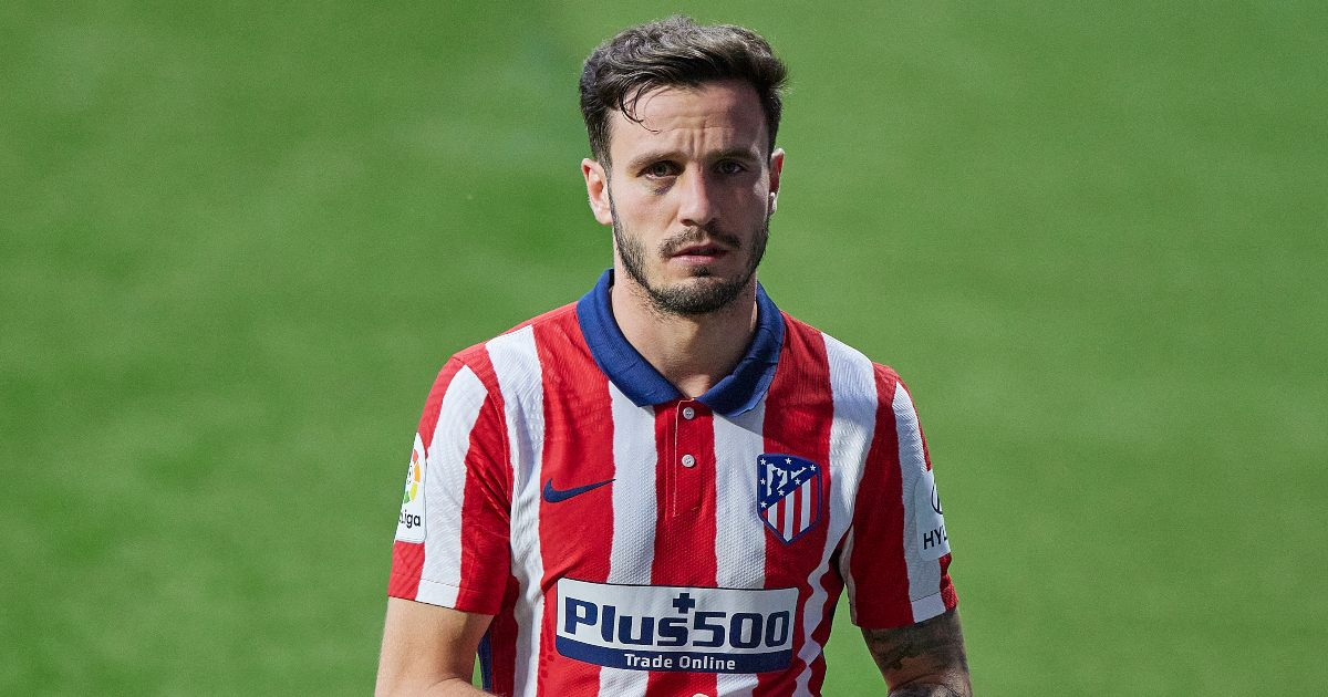 Comparing Saul Niguez's 2020-21 stats to Man Utd's current midfielders