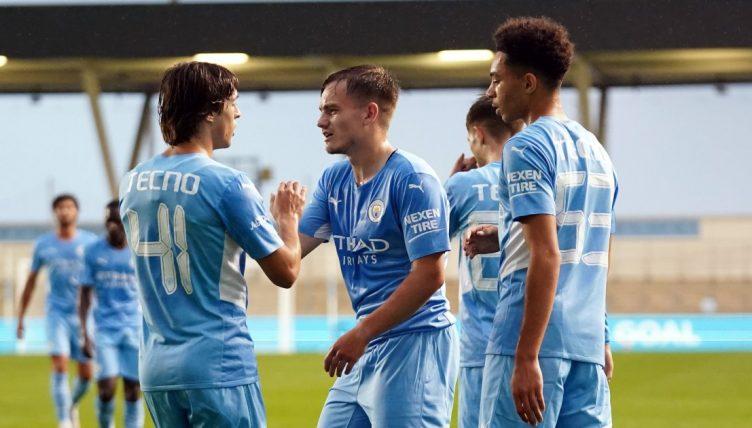 Watch Man City Kids Score Brilliant Barcelona Esque Team Goal V Preston Planet Football