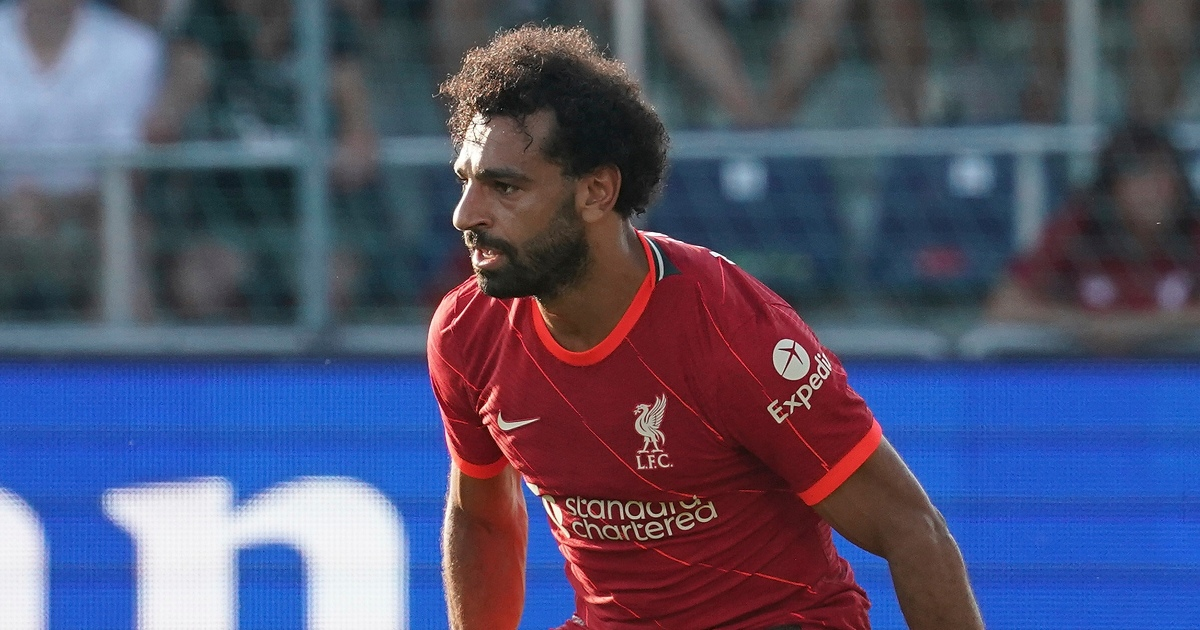 Watch: Mo Salah pulls off superb backheel assist in Liverpool friendly - Planet Football