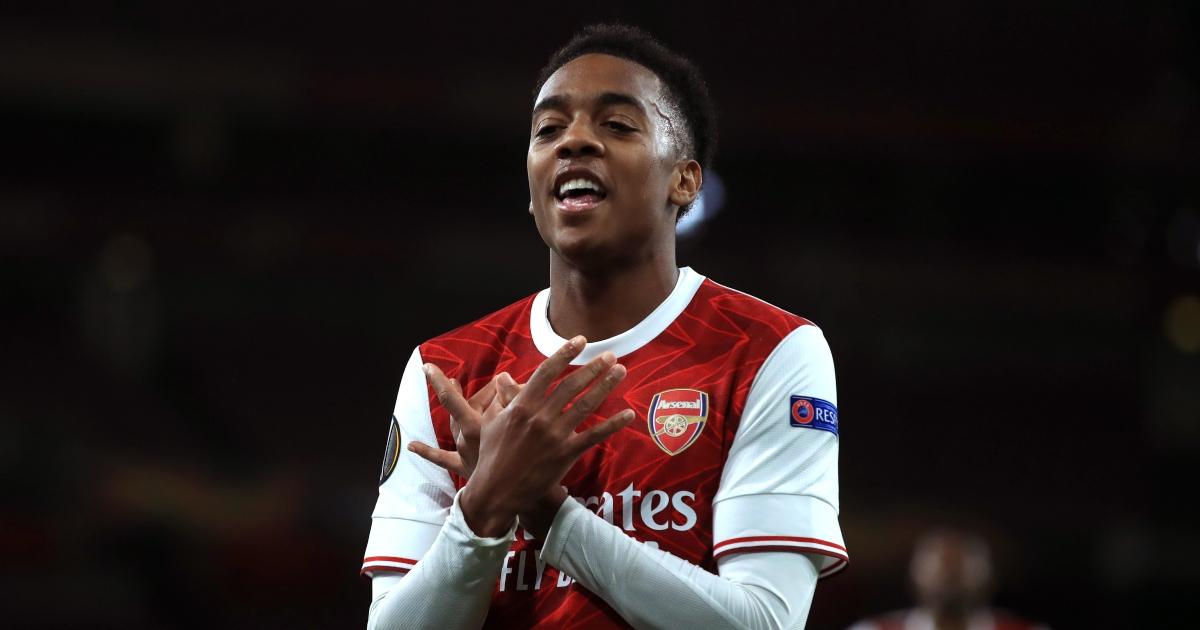 Watch: Arsenal bemoan absence of VAR after Joe Willock 'goal' not awarded - Planet Football