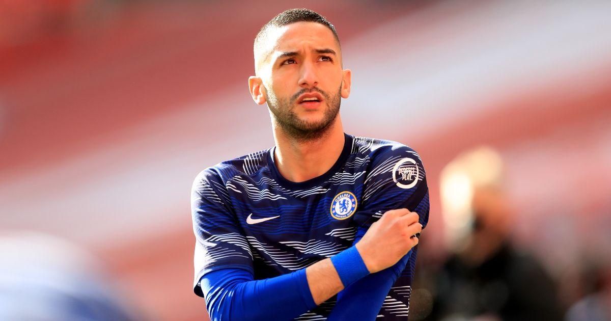 Watch: Hakim Ziyech scores brace for Chelsea in friendly against Tottenham - Planet Football