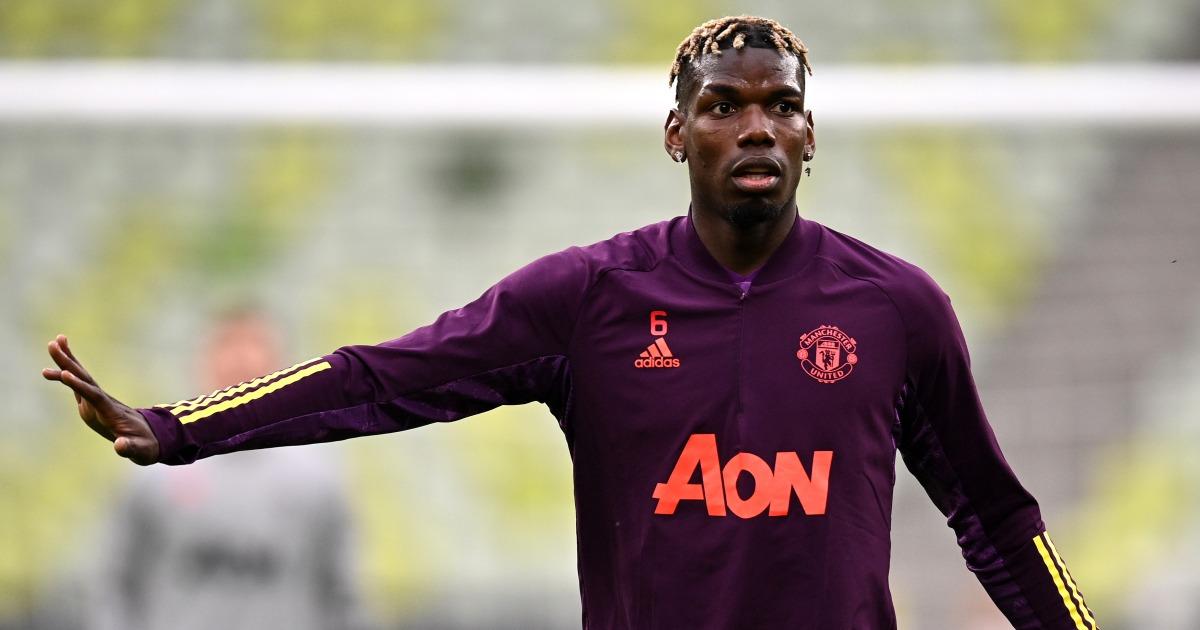 Watch: Paul Pogba effortlessly nails crossbar challenge in Man Utd training - Planet Football