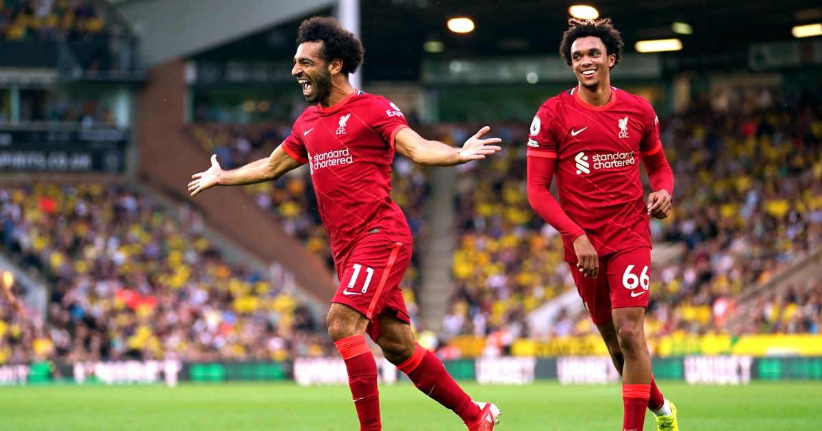 Comparing Mo Salah's record after 150 Liverpool games with Robbie Fowler's - Planet Football