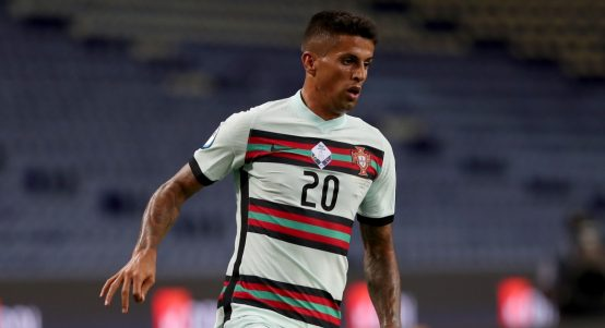 Joao Cancelo Portugal September 2020