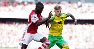 Brandon Williams Norwich City