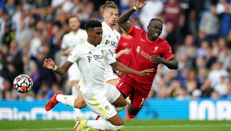Sadio Mane, Liverpool, Leeds United