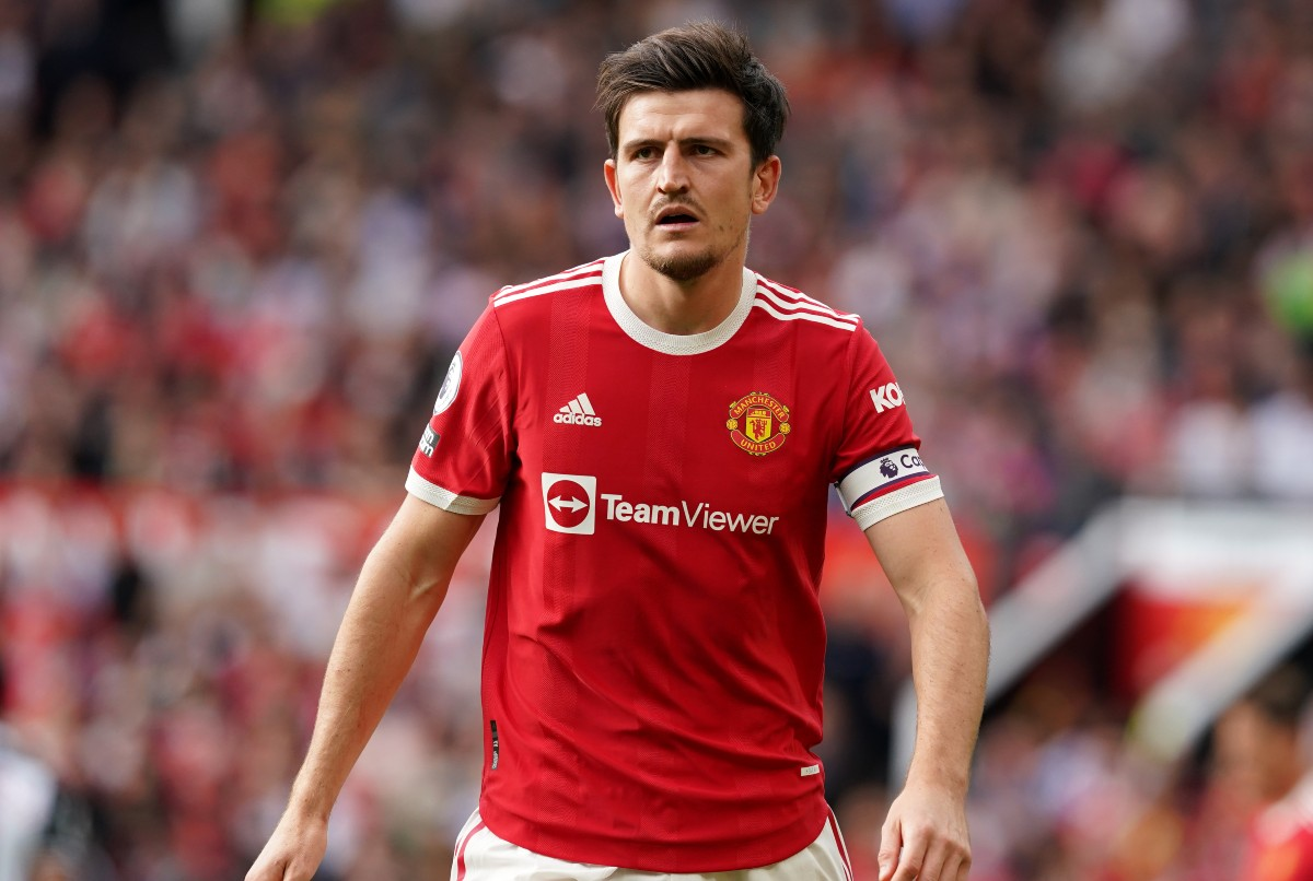 Comparing Man Utd's record with and without Maguire since 2020-21 - Planet Football