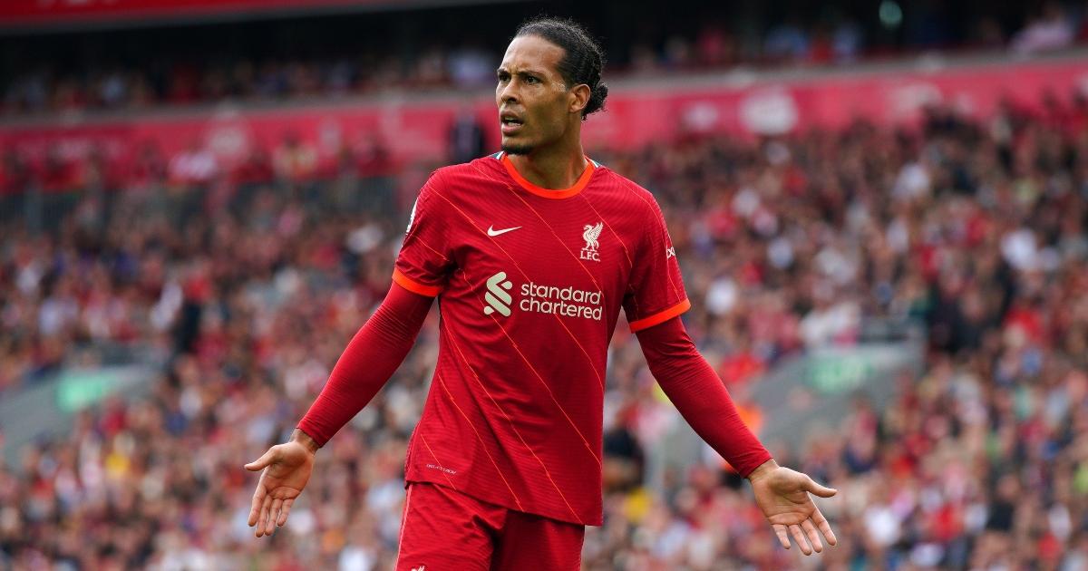 Watch: Virgil van Dijk joyfully celebrates following Keita's volley for Liverpool - Planet Football