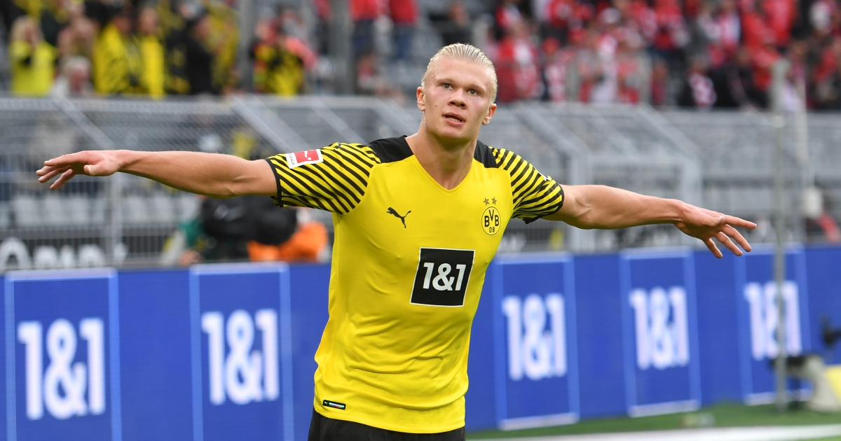 By chanelling his inner-Zlatan, Erling Haaland proved that he isn't human - Planet Football