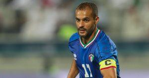Bader Al Mutawa Most Capped Player