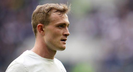 Tottenham Hotspur's Oliver Skipp