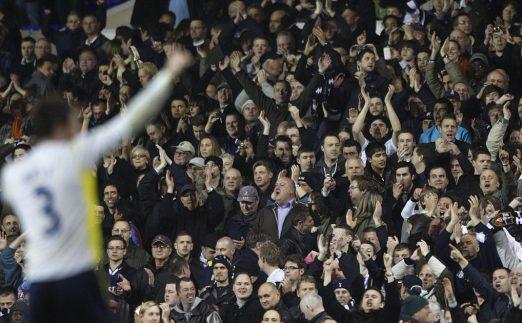 Arsenal 2-3 Tottenham November 2010