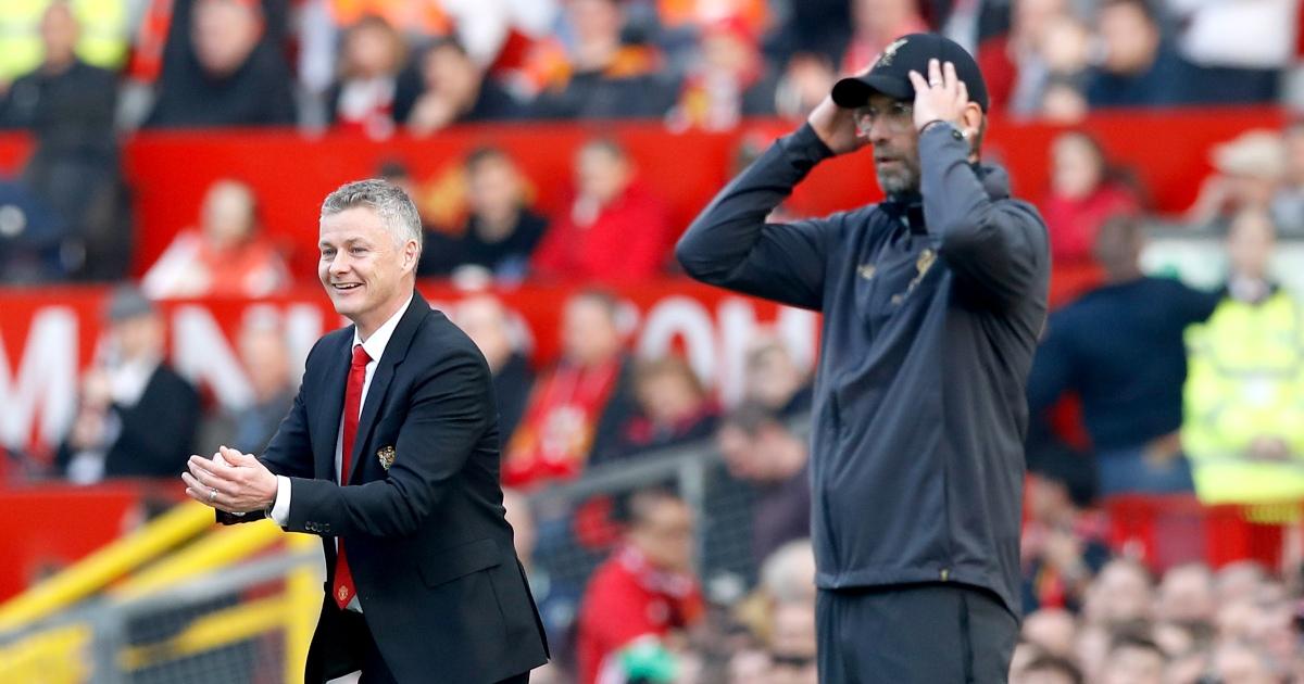 Comparing the penalty records of Klopp's Liverpool & Solskjaer's Man Utd - Planet Football