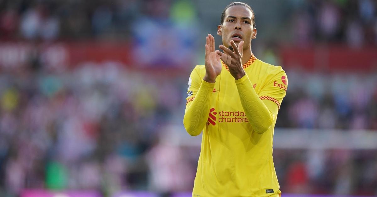 Even when he's having a 'bad' game, Virgil van Dijk is still Liverpool's MVP - Planet Football