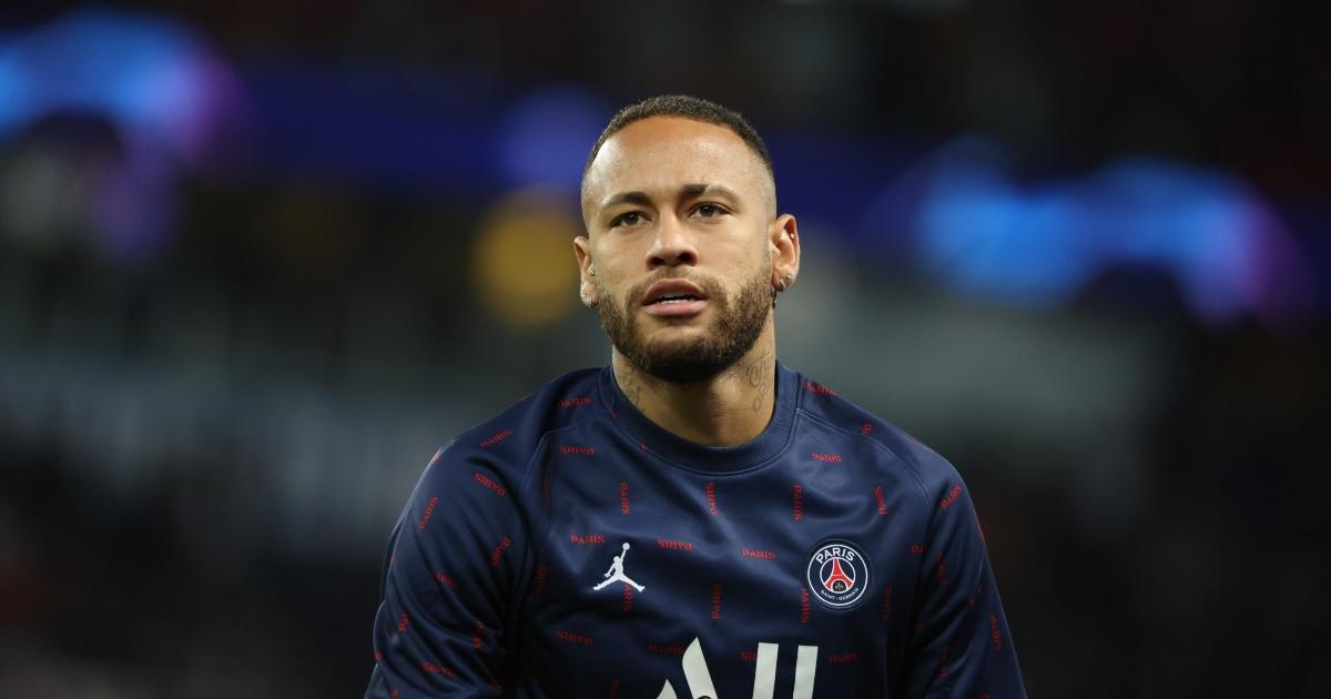 Watch: PSG's Neymar attempts outrageous rainbow flick v Man City - Planet Football