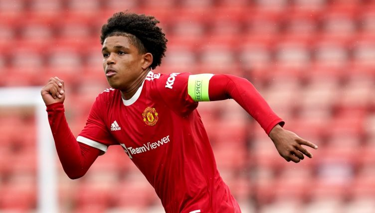 Manchester United youngster Shola Shoretire