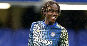 Chelsea academy graduate Trevoh Chalobah