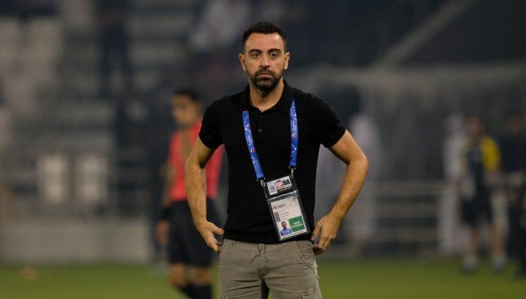 Al Sadd manager Xavi Hernandez