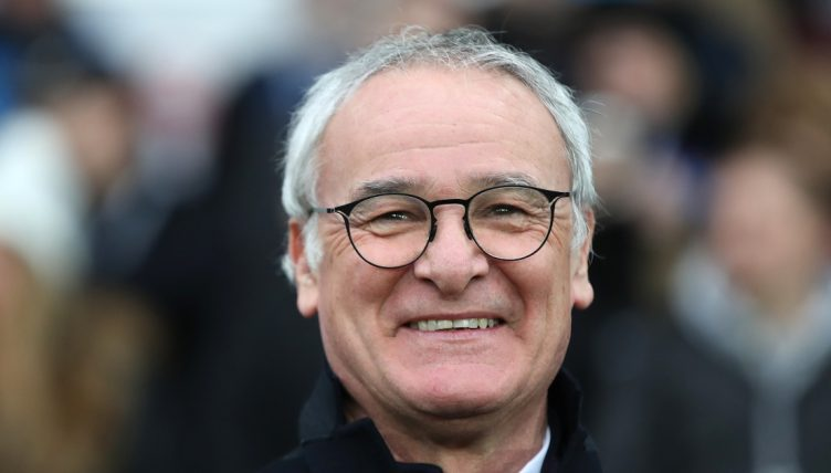 Leicester City manager Claudio Ranieri in February 2017