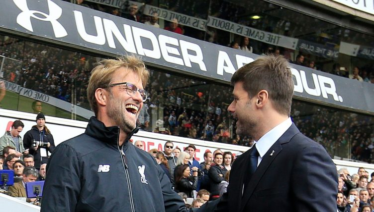 Jurgen Klopp ahead of his first match in charge of Liverpool