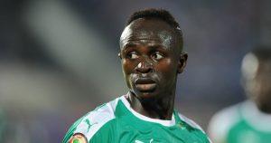Liverpool and Senegal forward Sadio Mane