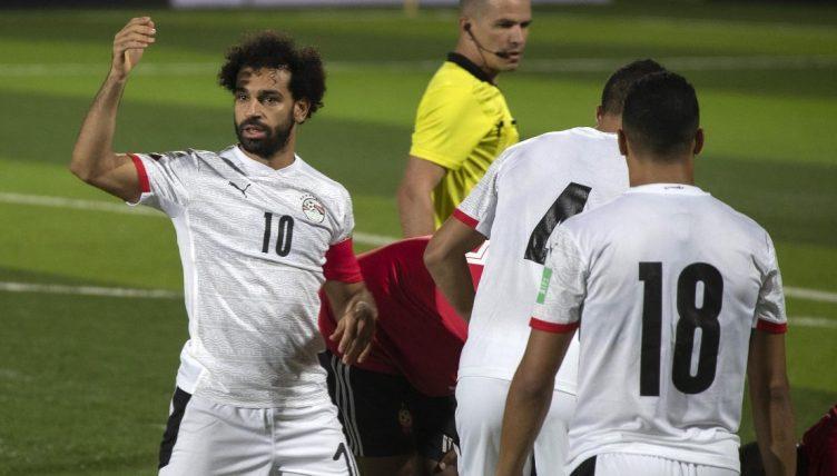 Mohamed Salah - Egypt v Libya October 2021