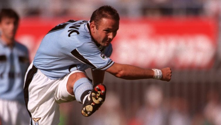 Sinisa Mihajlovic Lazio Free-Kick