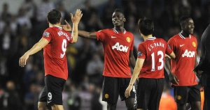 Paul Pogba's Manchester United debut