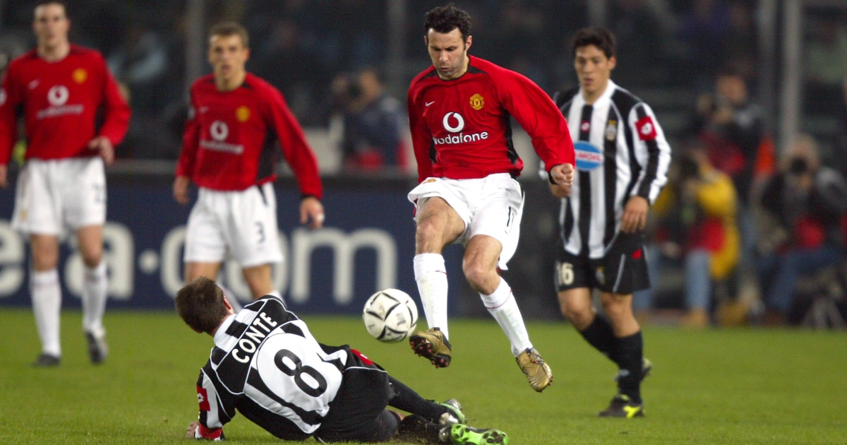 Remembering the performance that saved Ryan Giggs' Man Utd career - Planet Football