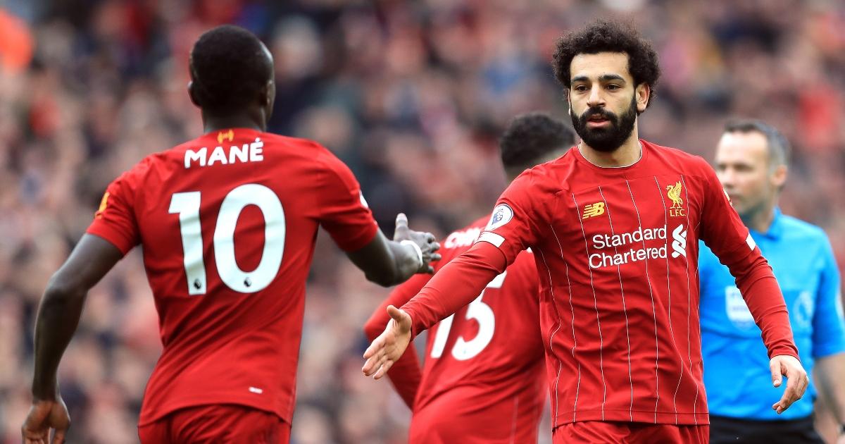 Comparing Sadio Mane and Mo Salah's PL stats to Didier Drogba's - Planet Football