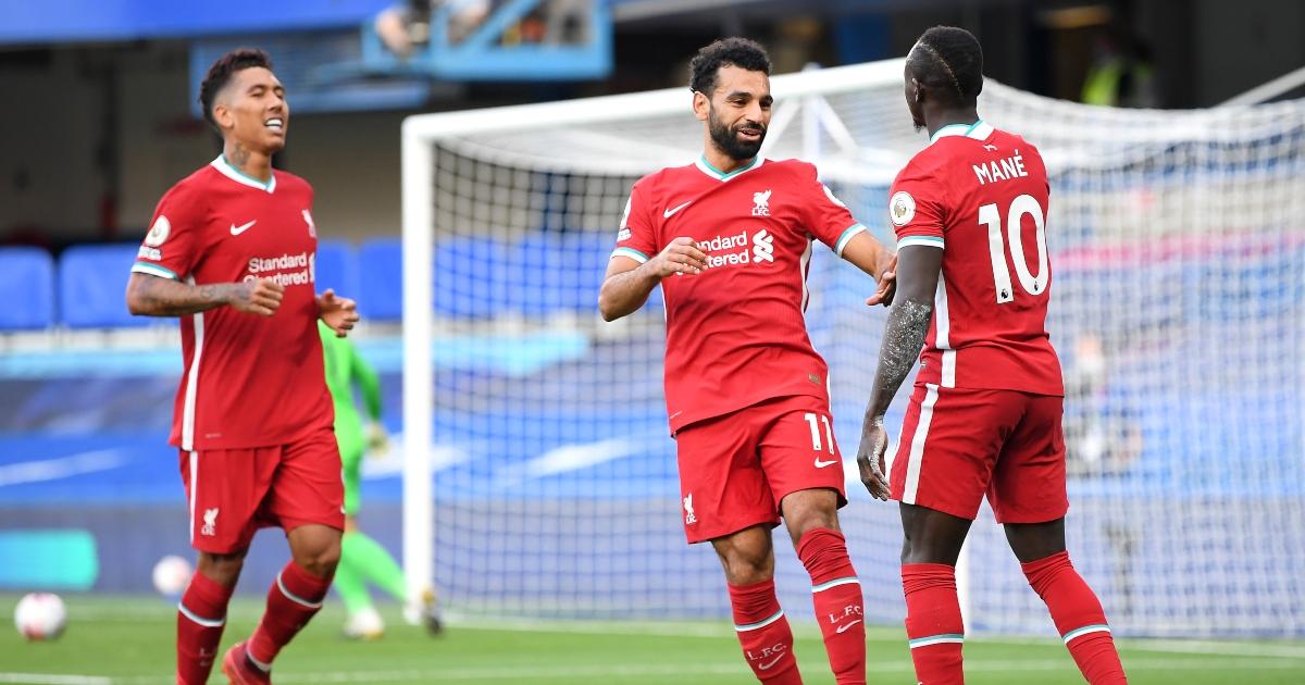 Nine stats behind Salah, Mane and Firmino's incredible start to 2021-22 - Planet Football