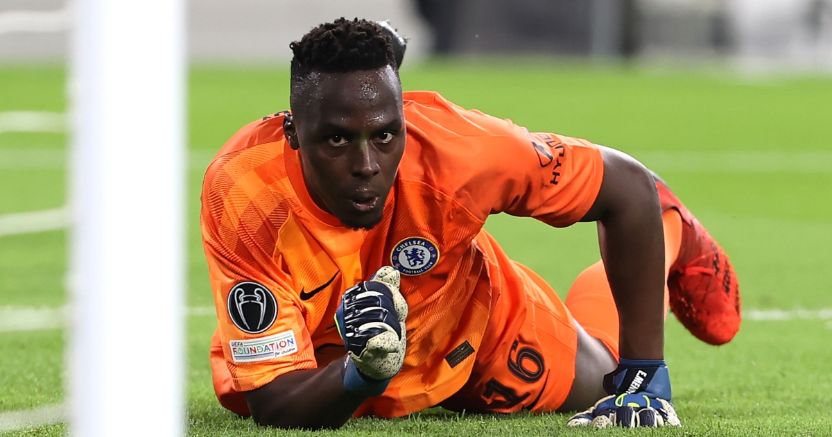 Comparing Mendy's PL stats for Chelsea with Cech and Courtois - Planet Football