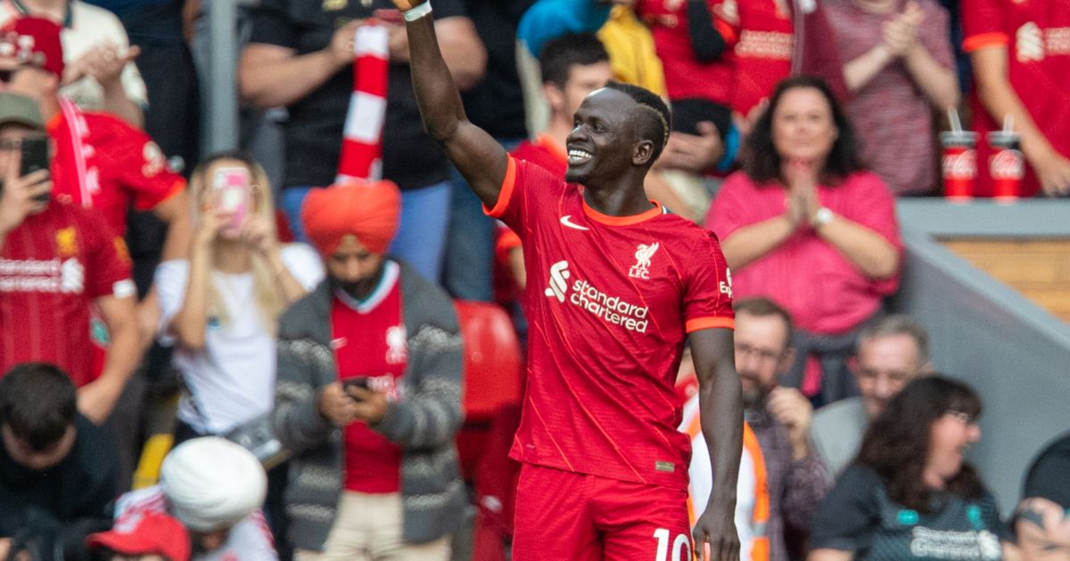 Comparing Sadio Mane's goal record to other no-penalty PL centurions - Planet Football