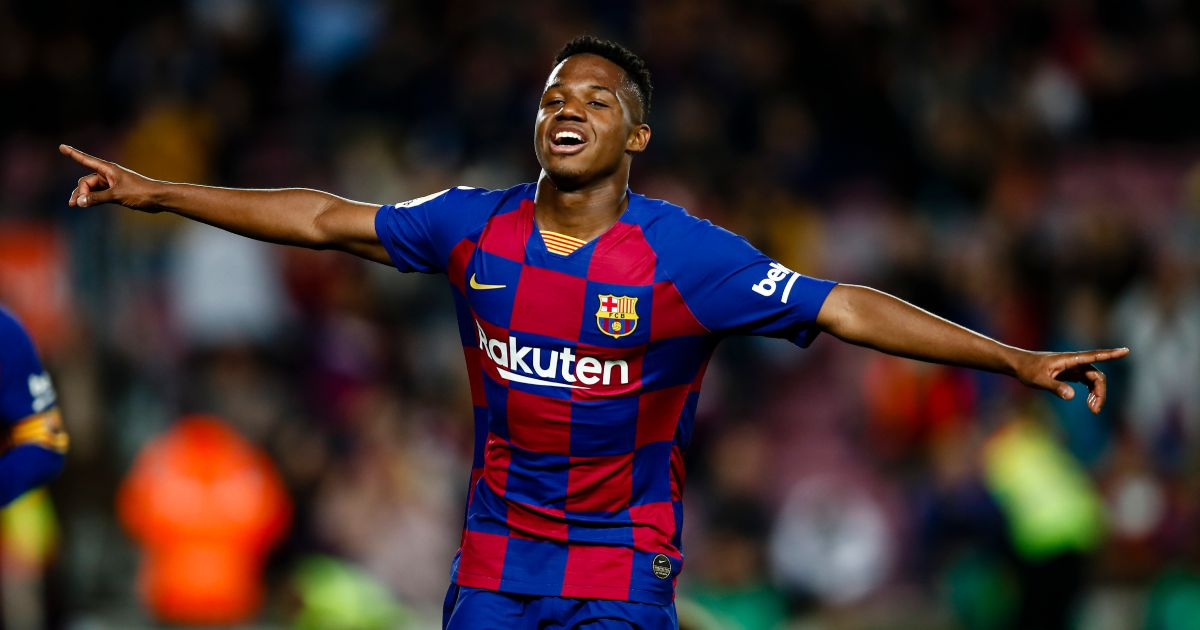 The 12 players to score in the Champions League before turning 18 - Planet Football