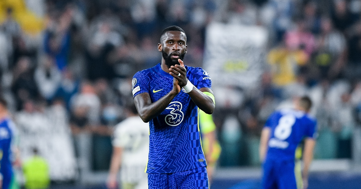 Rudiger's tongue-out glare: The act of a chaos agent Chelsea can't lose - Planet Football