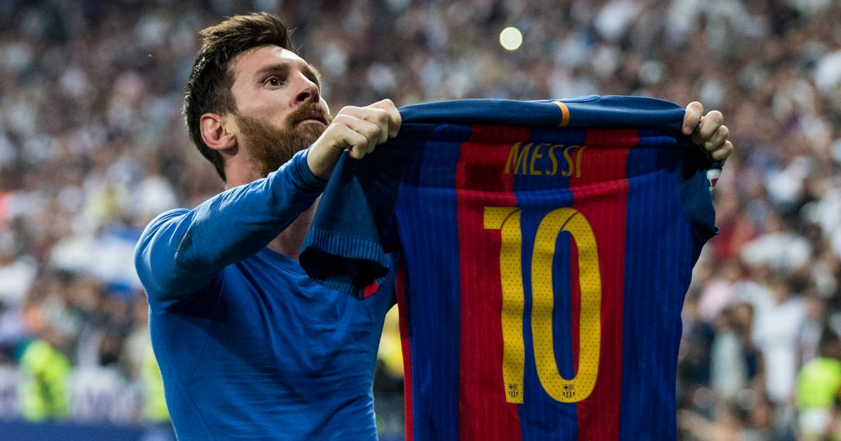 A tribute to Messi's 2017 El Clasico winner - the goal of a true hard man - Planet Football