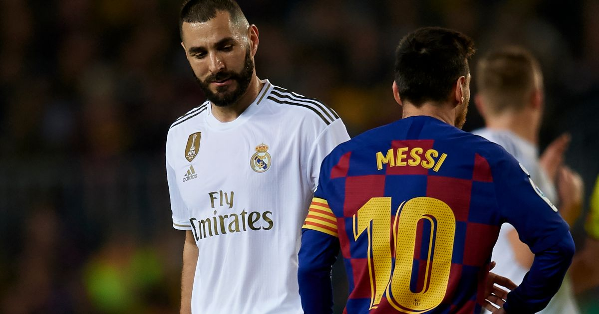 Comparing Benzema's start to 2021-22 to Messi's best season at Barca - Planet Football