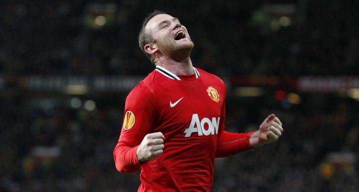 Manchester United and England striker Wayne Rooney