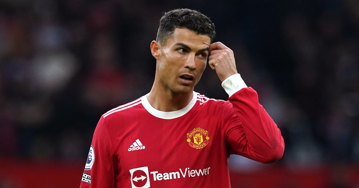 Watch: Man Utd's Cristiano Ronaldo avoids red after kicking out at Jones - Planet Football