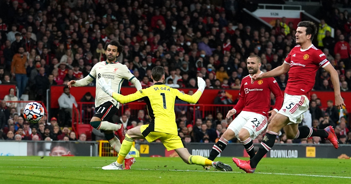15 incredible stats from Liverpool's sensational 5-0 mauling of Man Utd - Planet Football