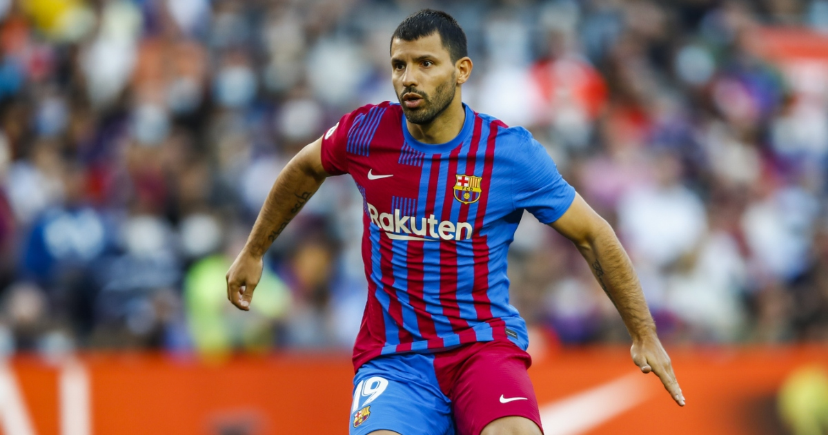 Watch: Sergio Aguero nets first goal for Barcelona in El Clasico - Planet Football