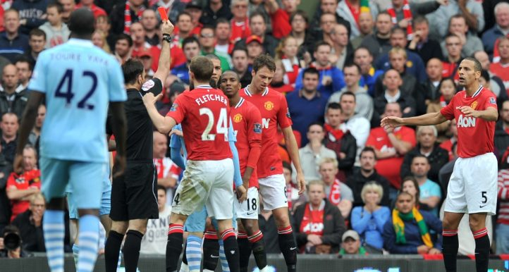 Manchester City 6-1 Manchester United 2011