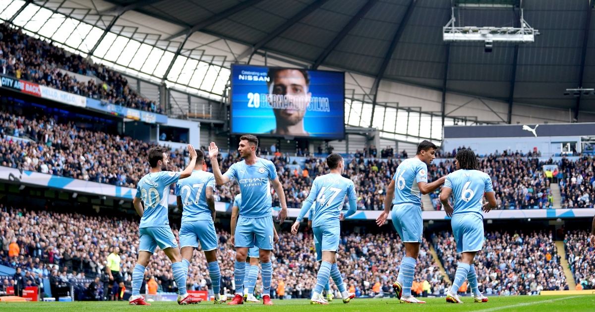 How a 2021 Premier League table would look: Man City top, LFC 5th... - Planet Football